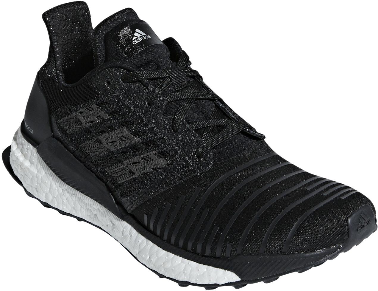 adidas Solar Boost Schoenen Dames, core blackgrey fourftwr white